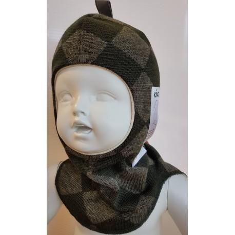 KIVAT: Шапка-шлем