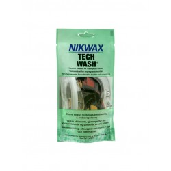 NIKWAX: Tech Wash 100ml Wash-in cleaner for waterproof textiles