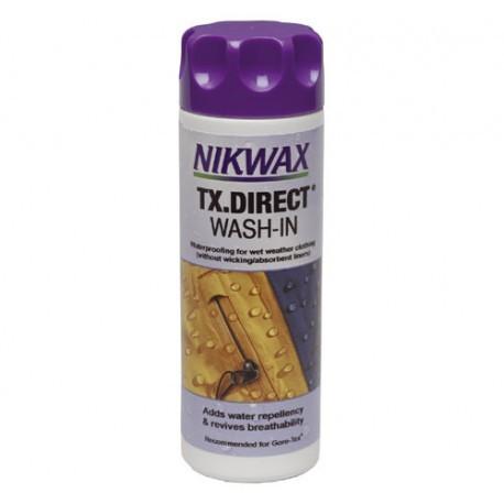 NIKWAX: TX Direct Wash-In 300ml ополаскиватель