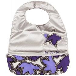 Ju-Ju-Be: Baby Bib -Lilac Lace