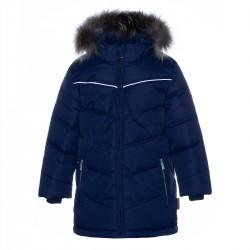 Huppa: MOODY 1 Dūnu ziemas jaka Morton, dabīga kažokāda