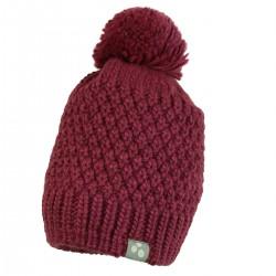 Huppa: Kids' knitted hat CHOCO