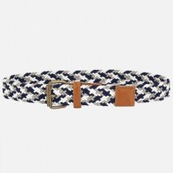 Mayoral: Multicolor braided belt