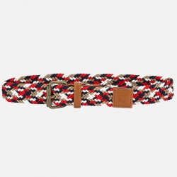 Mayoral: Multicolor braided belt