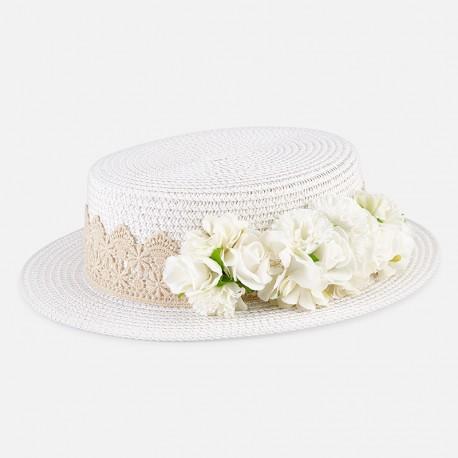 Mayoral: Ziedu cepure