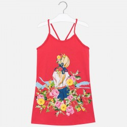 Mayoral: Flowers dress