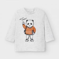 Mayoral: T-krekls ar garām piedurknēm