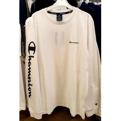 Champion: Long Sleeve T-Shirt
