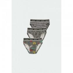 Boboli: Pack 3 slips for boy