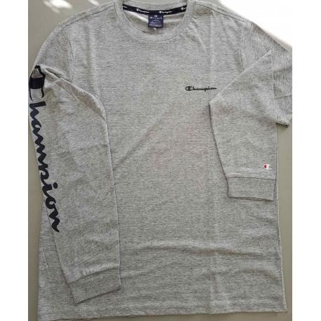 Champion: T-krekls ar garām piedurknēm