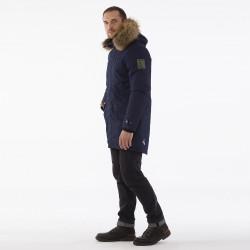 Huppa: DAVID 1 Mens´parka 200g, natural fur
