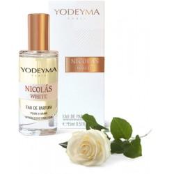 YODEYMA: Nicolas White Miniperfume 15ML
