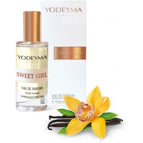 YODEYMA: Sweet Girl Miniperfume 15ML