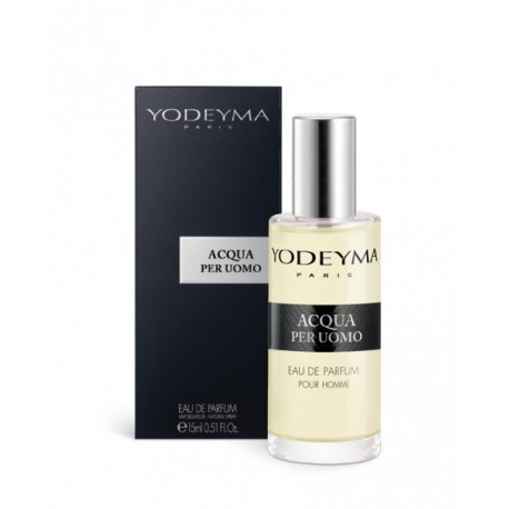 YODEYMA: Acqua per Uomo Miniperfume 15ML