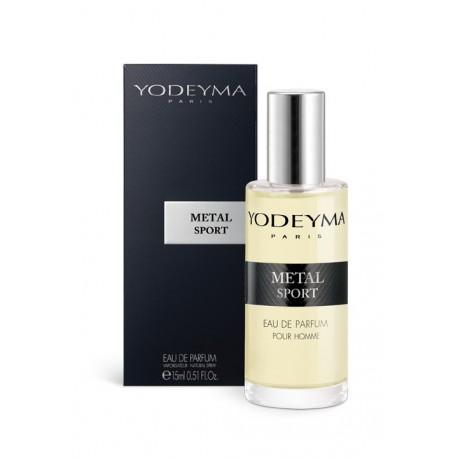 YODEYMA: Metal sport Miniperfume 15ML