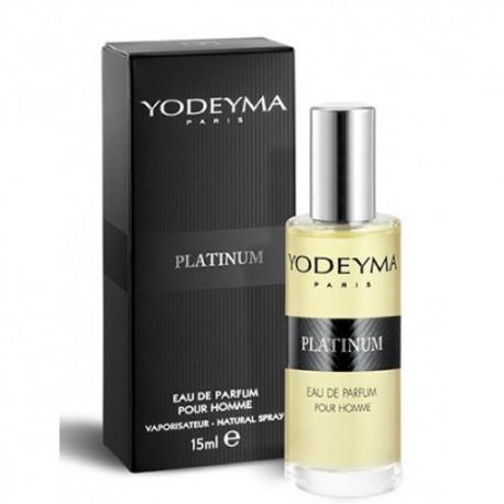 YODEYMA: Platinum Miniperfume 15ML