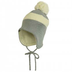 Huppa: Kids' knitted hat VIIRO 1