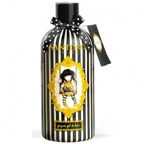 SANTORO: Limited Edition 500 ml Bath & Shower Gel Ruby