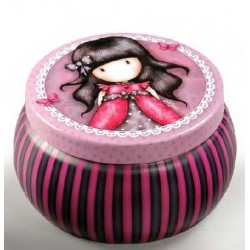 SANTORO: Scented Candle 275 g Ladybird (Red Fruits)