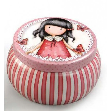 SANTORO: Scented Candle 275 g Time to Fly (Jasmine)