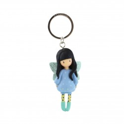 Santoro: Gorjuss - Moulded Key Ring - Bubble Fairy