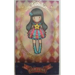 SANTORO: Gorjuss Circus Записная книжка - Moon Buttons