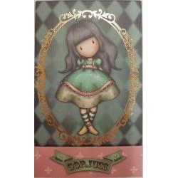 SANTORO: Gorjuss Circus Записная книжка - Firefly
