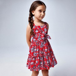 Mayoral: Printed dress