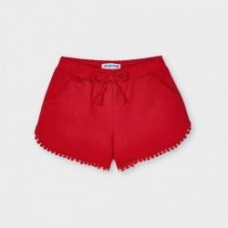 Mayoral: Chenille shorts