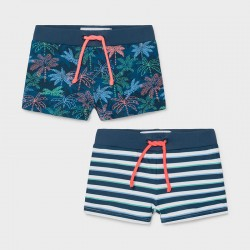 Mayoral: 2-pc printed swim bottoms set
