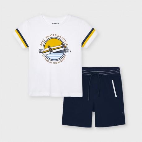 Mayoral: Komplekts T-krekls + šorti