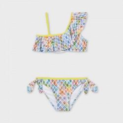 Mayoral: Ruffled bikini