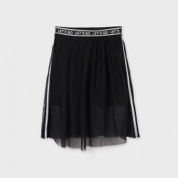 Mayoral: Tul legging skirt