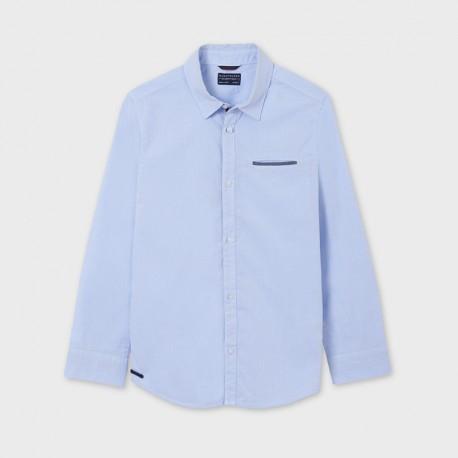 Mayoral: L/s shirt contrast