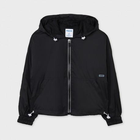 Mayoral: Windbreaker with hoodie