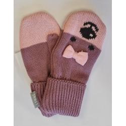 Lenne: SHANE knitt. mittens