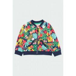 BOBOLI: Fleece jacket for baby girl