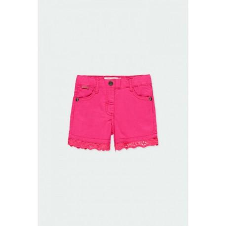 Boboli: Stretch gabardine shorts for baby girl