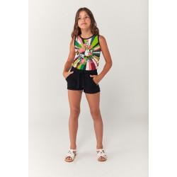 Boboli: Stretch jumpsuit for girl