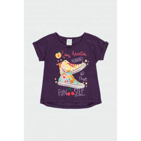 Boboli: Knit t-Shirt for girl