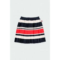 BOBOLI: Knit skirt striped for girl