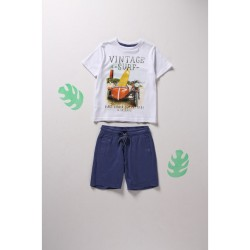 Boboli: Комплект футболка + шорты
