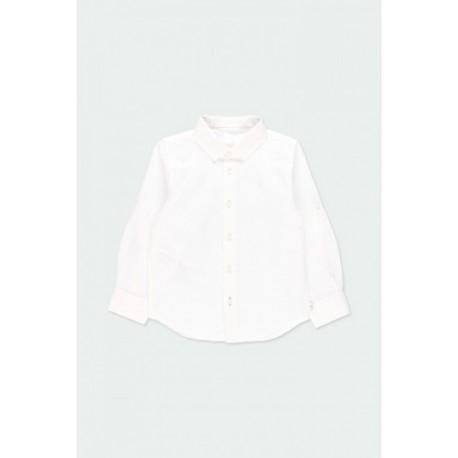 BOBOLI Chic: Lina krekls ar garām piedurknēm