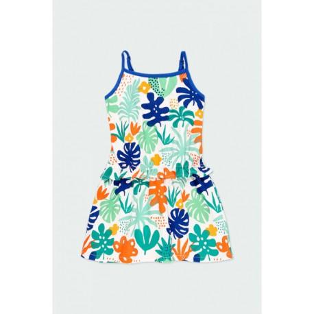 Boboli: Knit stretch dress for girl
