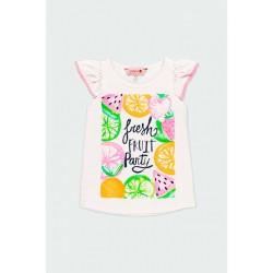 Boboli: Stretch knit t-Shirt for girl