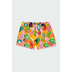 Boboli: Knit shorts stretch for girl