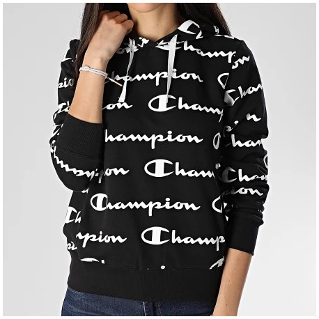 Champion: Sieviešu jaka ar kapuci