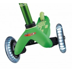Mini Micro Deluxe LED scooters