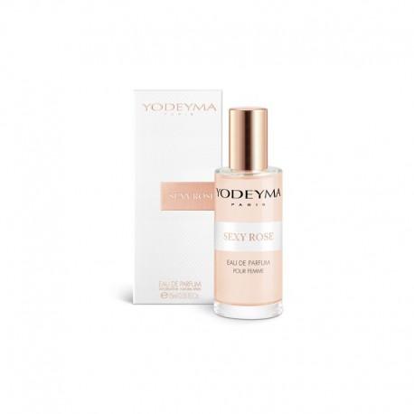 YODEYMA: Sexy Rose Miniperfume 15ML
