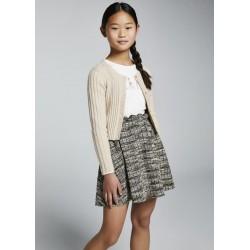 Mayoral: Tweed skirt